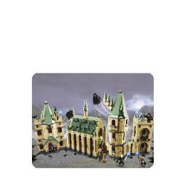 Lego Harry Potter Hogwarts Castle Reviews