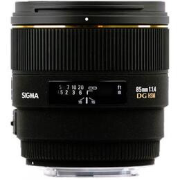 Sigma 85mm f/1.4 EX DG HSM (Nikon mount) Reviews