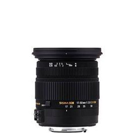 Sigma 17-50mm f2.8 EX DC OS HSM (Nikon mount) Reviews