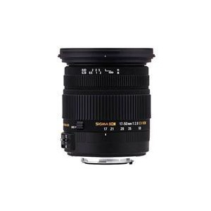 Photo of Sigma 17-50MM F2.8 EX DC OS HSM (Nikon Mount) Lens