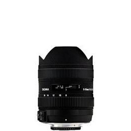 Sigma 8-16mm F4.5-5.6 DC HSM (Canon mount) Reviews