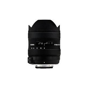 Photo of Sigma 8-16MM F4.5-5.6 DC HSM (Canon Mount) Lens