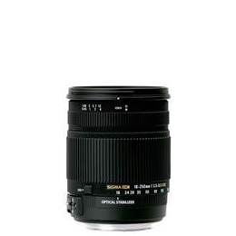 Sigma 18-250mm f3.5-6.3 DC OS Lens for Canon EF-S Reviews