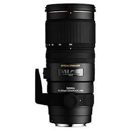 Sigma 70-200mm f2.8 DG OS Lens for Sony AF