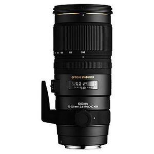 Photo of Sigma 70-200MM F2.8 DG OS Lens For Sony AF Lens