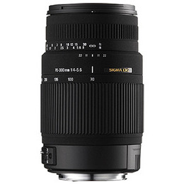 Sigma 70-300mm f/4-5.6 DG OS (Canon) Reviews