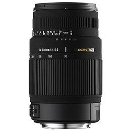 Sigma 70-300mm f/4-5.6 DG OS (Canon) Reviews