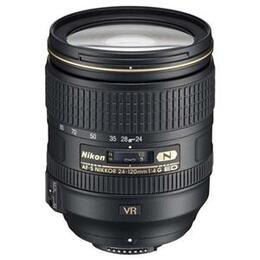 Nikon AF-S 24-120mm f4G ED VR Reviews
