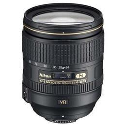 Nikon AF-S 24-120mm f4G ED VR Reviews