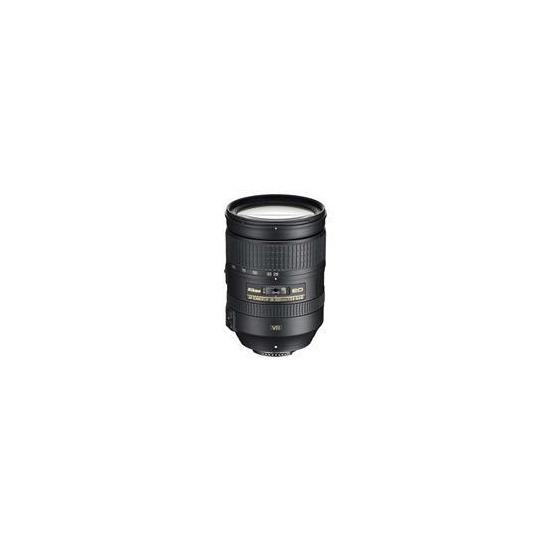 Nikon 28-300mm VR f3.5-5.6G AF-S ED Nikkor Lens