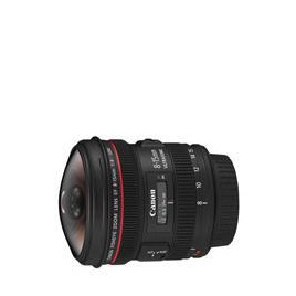 Canon EF 8-15mm f/4L Fisheye USM Reviews