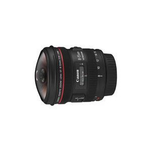 Photo of Canon EF 8-15MM F/4L Fisheye USM Lens