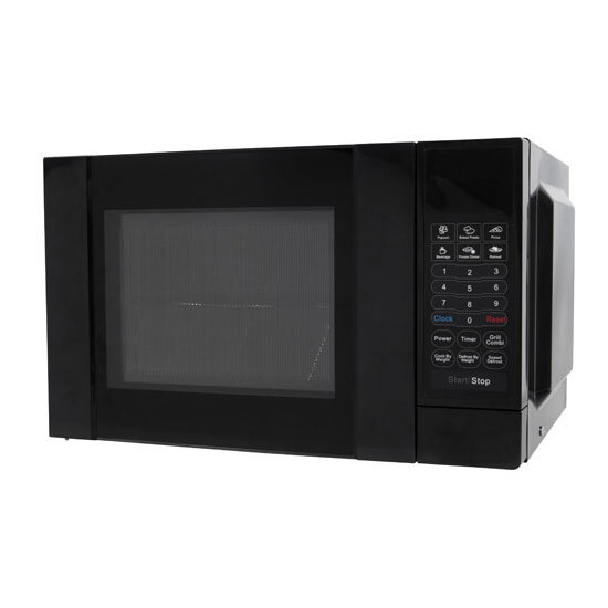 NUO Digital Microwave & Grill
