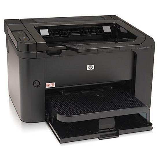HP LaserJet Pro P1606DN mono laser printer