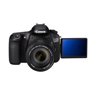 Photo of Canon EOS 60D With 18-135MM Lens Digital Camera