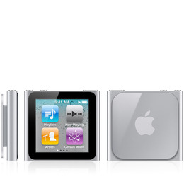 Apple iPod Nano 8GB 6th Generation Reviews