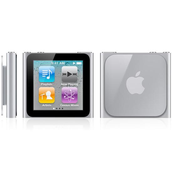 Apple iPod Nano 8GB 6th Generation