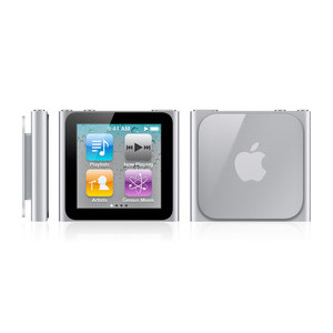 Photo of Apple iPod Nano 16GB 6TH Generation MP3 Player