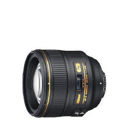 Nikon AF-S Nikkor 85mm F1.4G lens Reviews