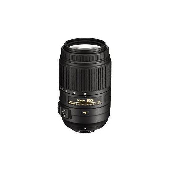 Nikon AF-S DX Nikkor 55-300mm F4.5-5.6G ED VR Lens