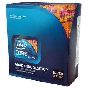 Photo of Intel Core I5-750 CPU