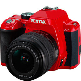 Pentax K-r with 18-55mm lens Reviews
