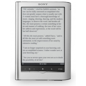 Photo of Sony Reader Touch PRS-650 Ebook Reader