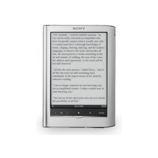 Sony Reader Touch PRS-650