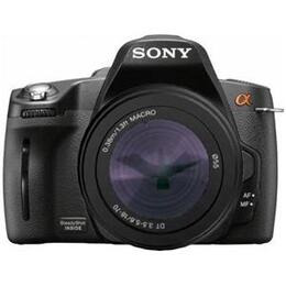 Sony Alpha DSLR-A390 with 18-70mm lens Reviews