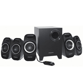 Creative Inspire T6300 5.1 PC Speakers Reviews