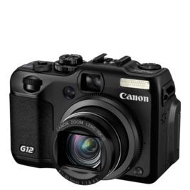 Canon PowerShot G12 Reviews
