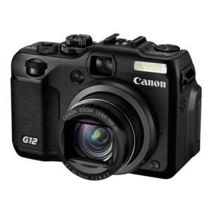 Photo of Canon PowerShot G12 Digital Camera