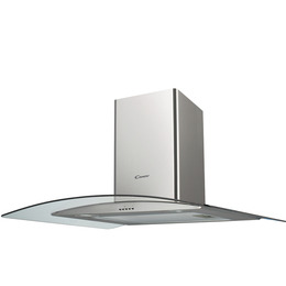 Candy CGM91/1X Chimney Cooker Hood - Stainless Steel Reviews