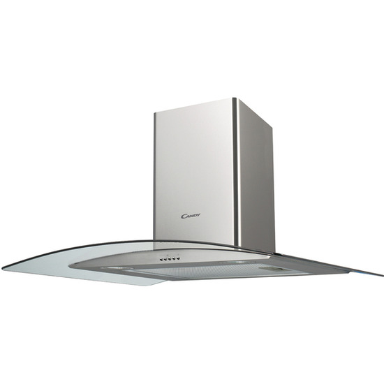 Candy CGM91/1X Chimney Cooker Hood - Stainless Steel