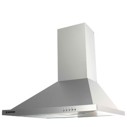Hoover HECH616/X Chimney Cooker Hood - Stainless Steel Reviews