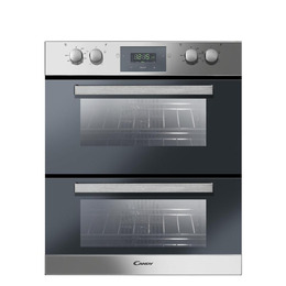 Hoover TCP6107X Electric Built-under Double Oven - Stainless Steel Reviews