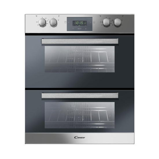 Hoover TCP6107X Electric Built-under Double Oven - Stainless Steel