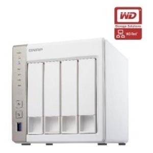 Photo of QNAP TS-451 16TB (4 X 4TB WD RED) 4 Bay NAS Network Storage