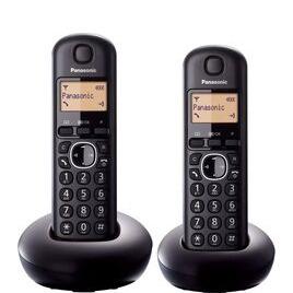 Panasonic KX-TGB212EB Cordless Phone - Twin Handsets Reviews