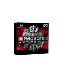 ATI RADEON 9200 MAC EDITION - Graphics adapter - Radeon 9200 - PCI - 128 MB DDR - Digital Visual Interface (DVI) - TV out Reviews