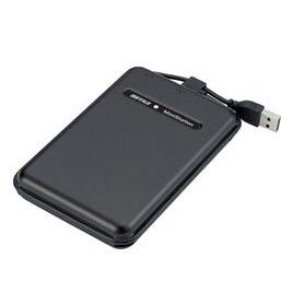 Buffalo MiniStation TurboUSB HD-PS120U2 - Hard drive - 120 GB - external - Hi-Speed USB - 5400 rpm Reviews