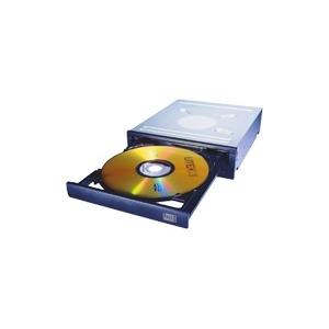 """Photo of LiteOn DH-52R2P - Disk Drive - CD-RW - 52X32X52X - IDE - Internal - 5.25"""" - Black DVD Rewriter Drive"""