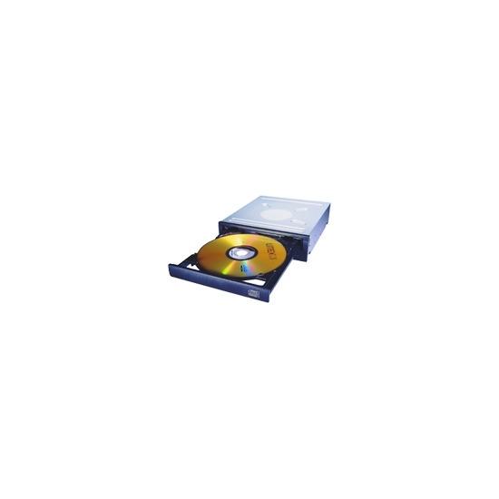 "LiteOn DH-52R2P - Disk drive - CD-RW - 52x32x52x - IDE - internal - 5.25"" - black"
