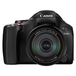 Canon PowerShot SX30 IS Reviews