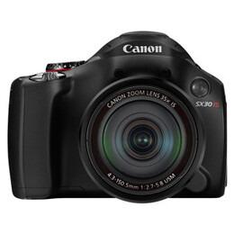 Canon PowerShot SX30 IS Reviews