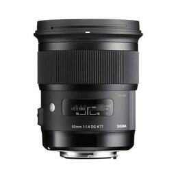 Sigma 50mm f/1.4 DG HSM - Canon Fit Reviews