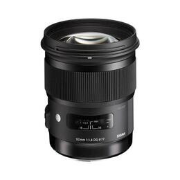 Sigma 50mm f/1.4 DG HSM Art Lens - Nikon Fit Reviews