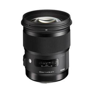 Photo of Sigma 50MM F/1.4 DG HSM Art Lens - Nikon Fit Lens