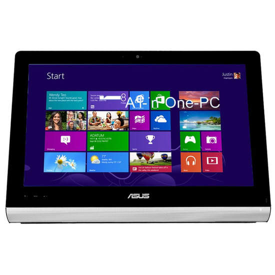 """ASUS ET2221IUTH 21.5"""" Touchscreen All-in-One PC"""