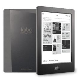 Kobo Aura H2O Reviews